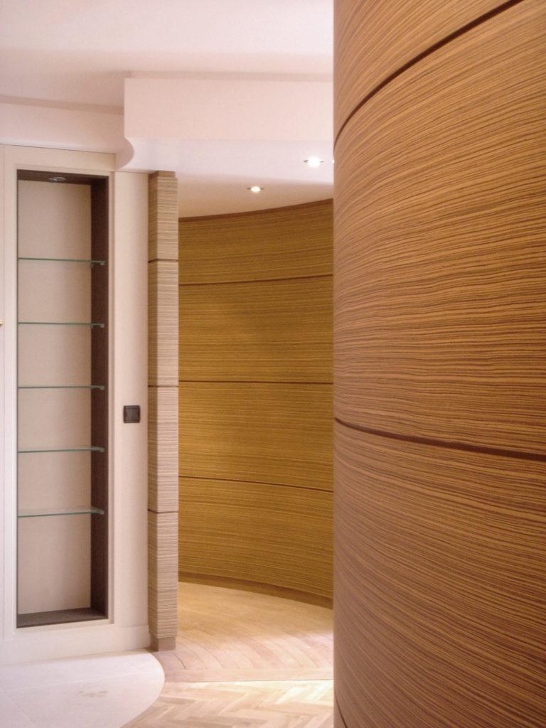 Appartement particulier Frick, Saint Germain-en-Laye - <span class='a3dc'>a<span>3</span>dc </span> - Atelier 3d Couleur