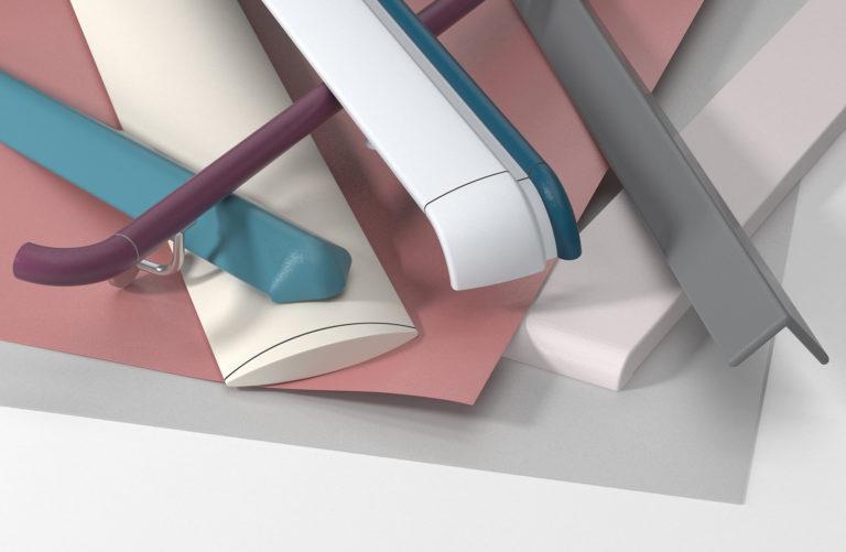 Collection couleurs et matières CS France, gamme Acrovyn - <span class='a3dc'>a<span>3</span>dc </span> Atelier 3D couleur