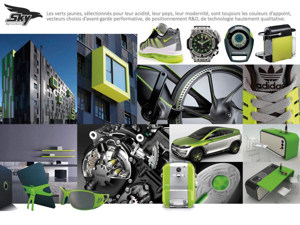 Sulky A3DC identité couleur design couleur atelier 3D couleur