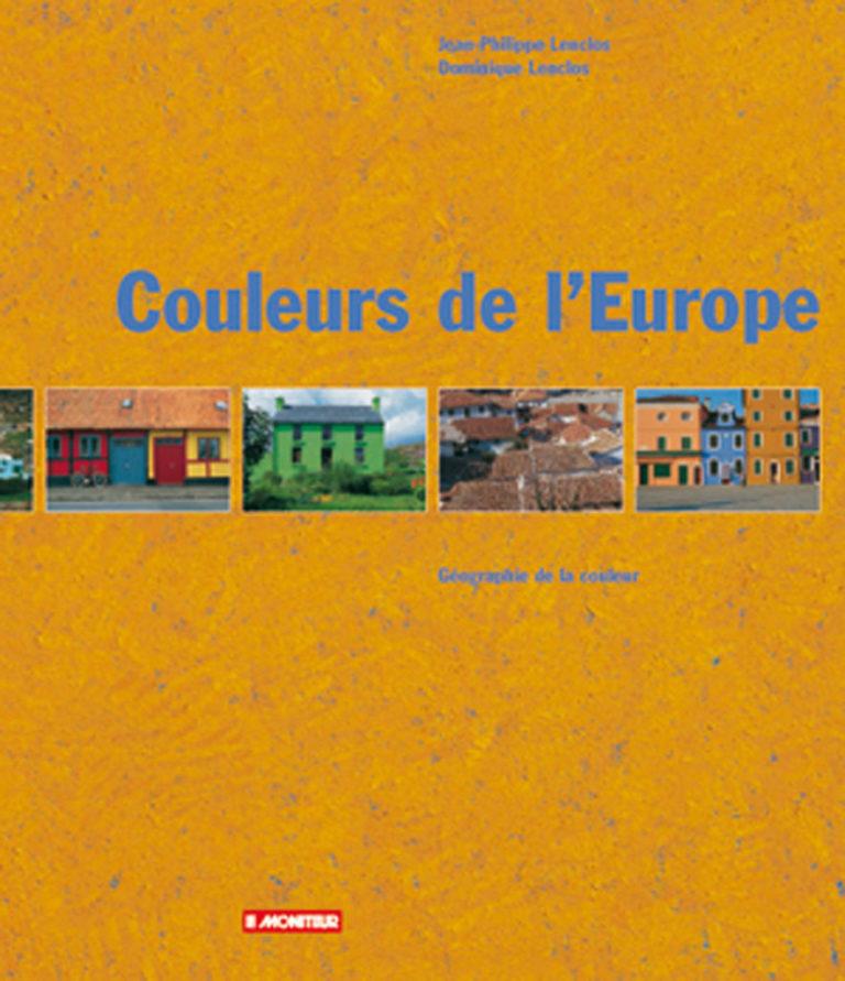 Couleur de l'europe - JP Lenclos A3DC