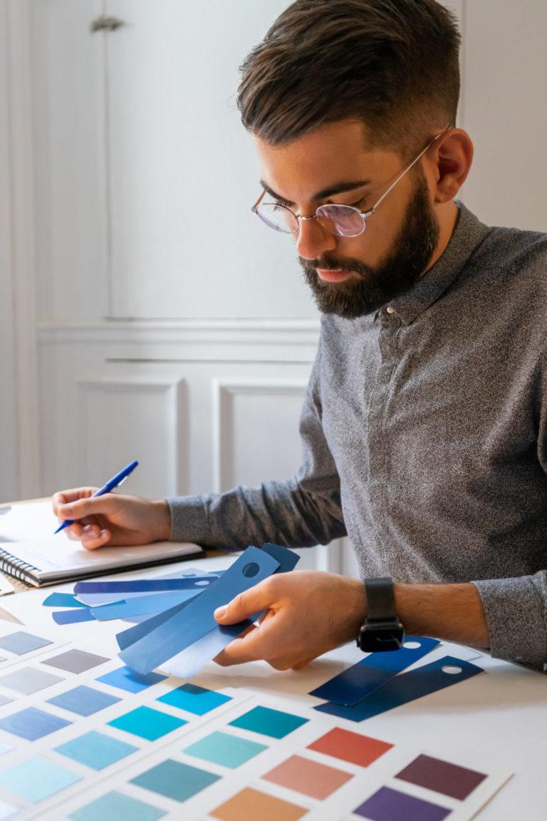 Adrien Maschino Designer coloriste <span class='a3dc'>a<span>3</span>dc </span> Atelier 3D couleur - stratégie couleur