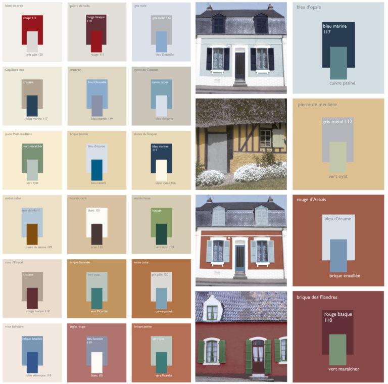 Système couleur régional - Nord-Normandie-Picardie - Leroy Merlin - <span class='a3dc'>a<span>3</span>dc </span> Atelier 3d couleur