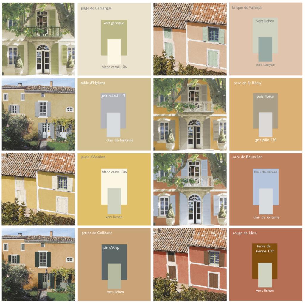 Système couleur régional - Provence-Languedoc-Roussillon- Leroy Merlin - <span class='a3dc'>a<span>3</span>dc </span> Atelier 3d couleur